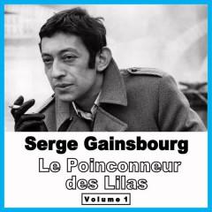 Gainsbourg, Vol. 1 - Le Poinconneur des Lilas - Serge Gainsbourg