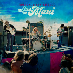 Live In Maui - The Jimi Hendrix Experience