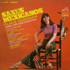 Saxes Mexicanos - Claus Ogerman and His Orchestra