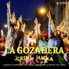 La Gozadera (feat. Marc Anthony & Gente de Zona) [Arabic Version] - Grini, Jamila, Gente De Zona, Marc Anthony