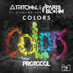 Colors (Remixes) - Tritonal, Paris Blohm, Sterling Fox