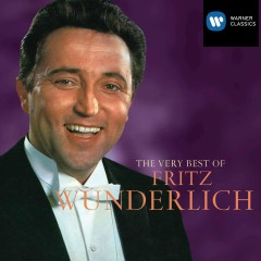 Very Best of Fritz Wunderlich - Fritz Wunderlich