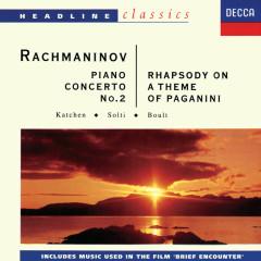 Piano Concerto No.2 In C Minor Opus 18 - S. Rachmaninov - Julius Katchen, Sir Adrian Boult, Sir Georg Solti, London Philharmonic Orchestra, London Symphony Orchestra