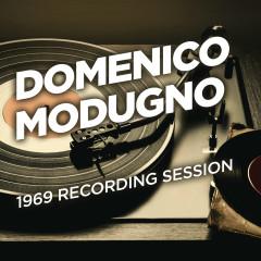 1969 Recording Session - Domenico Modugno