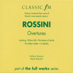 Rossini Overtures - Yehudi Menuhin