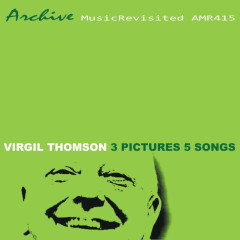 Three Pictures Five Songs - The Philadelphia Orchestra