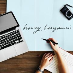 Lofi Chill Study Beats - Hovey Benjamin