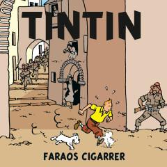 Faraos cigarrer - Tintin, Tomas Bolme, Bert-Åke Varg