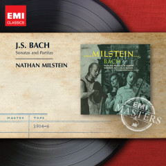 Bach: Sonatas & Partitas - Nathan Milstein