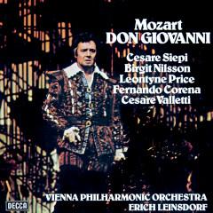 Mozart: Don Giovanni - Erich Leinsdorf, Cesare Siepi, Birgit Nilsson, Cesare Valletti, Leontyne Price