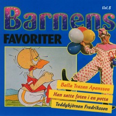 Barnens favoriter 8 - Various Artists