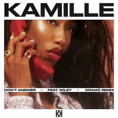 Don't Answer (feat. Wiley) [DRAMÄ Remix] - Kamille, Wiley