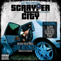 Kike Yanez Presents Scrayper City - Kike Yanez