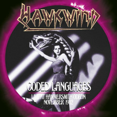 Coded Languages: Live at Hammersmith Odeon, November 1982 - Hawkwind