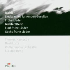 Elatus - Mahler: Lieder Eines Fahrenden Gesellen - Thomas Hampson
