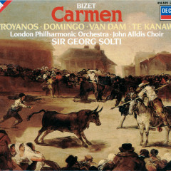 Bizet: Carmen - Tatiana Troyanos, Kiri Te Kanawa, Placido Domingo, Sir Thomas Allen, The John Alldis Choir