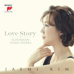 Love Story: Schumann Piano Works