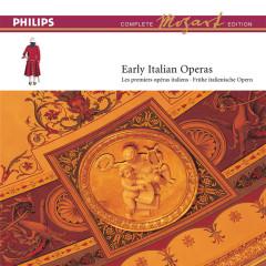 Mozart: Lucio Silla (Complete Mozart Edition) - Peter Schreier, Arleen Augér, Leopold Hager