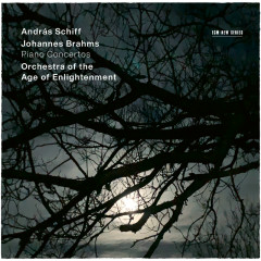 Brahms: Piano Concertos - Andras Schiff, Orchestra Of The Age Of Enlightenment
