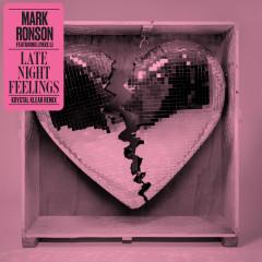 Late Night Feelings (Krystal Klear Remix) - Mark Ronson, Lykke Li