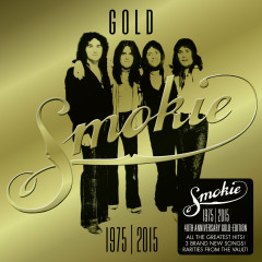 GOLD: Smokie Greatest Hits (40th Anniversary Deluxe Edition 1975-2015) - Smokie