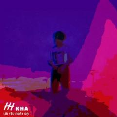 Lời Yêu Ngây Dại (Remix) (Single) - Kha, Hiderway