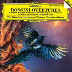 Rossini: Overtures - Chamber Orchestra Of Europe, Claudio Abbado
