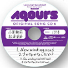 Aqours ORIGINAL SONG CD 6 : New winding road / Sakana ka Nanda ka?