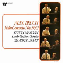 Bruch: Violin Concertos Nos. 1 & 2 - Yehudi Menuhin, London Symphony Orchestra, Sir Adrian Boult