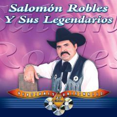 45 Éxitos (Versiones Originales) - Salomón Robles Y Sus Legendarios