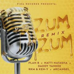 Zum Zum (Remix) - Plan B, Natti Natasha, Daddy Yankee