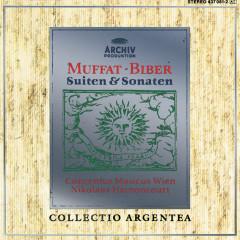 Suites & Sonatas - Concentus Musicus, Wien, Nikolaus Harnoncourt