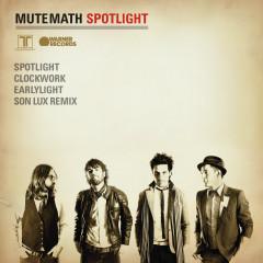 Spotlight EP (Commercial Digital) - Mutemath