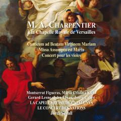 Charpentier à la chapelle royale de Versailles - Jordi Savall