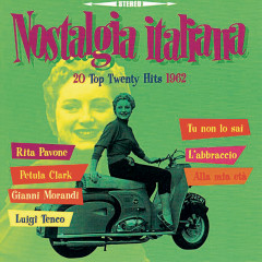 Nostalgia Italiana - 1962 - Various Artists