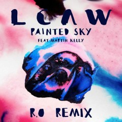 Painted Sky (R.O Remix) - LCAW,Martin Kelly