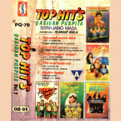 Top Hit's Qasidah Puspita, Vol. 1 - Various Artists