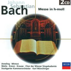 J.S. Bach: Messe in h-moll, BWV 232 - Elly Ameling, Yvonne Minton, Helen Watts, Werner Krenn, Tom Krause