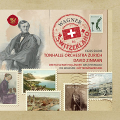 Wagner: Scenes & Orchestral Pieces