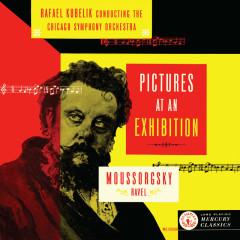 Rafael Kubelík - The Mercury Masters (Vol. 1 - Mussorgsky: Pictures at an Exhibition) - Rafael Kubelik