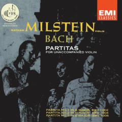 Bach Partitas 1-3 - Nathan Milstein