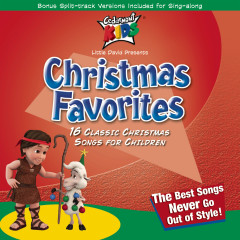 Christmas Favorites - Cedarmont Kids