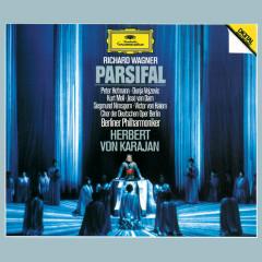 Wagner: Parsifal - Berliner Philharmoniker, Herbert von Karajan