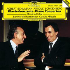 Schumann: Piano Concerto Op.54 / Schoenberg: Piano Concerto Op.42 - Maurizio Pollini, Berliner Philharmoniker, Claudio Abbado
