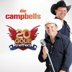 20 Goue Treffers - Die Campbells