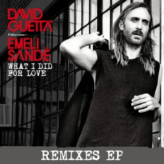 What I Did for Love (feat. Emeli Sandé) [Remixes EP] - David Guetta
