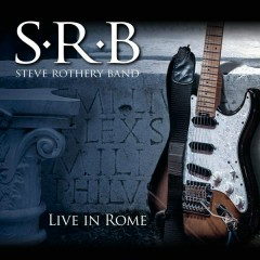Live in Rome - Steve Rothery Band
