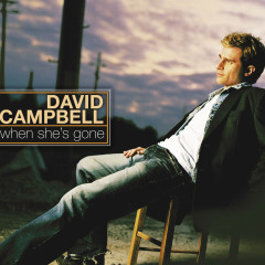 When She's Gone - David Campbell