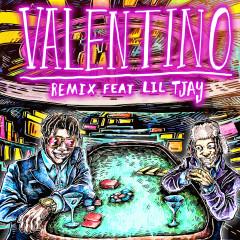 VALENTINO (Remix) - 24KGoldn, Lil Tjay