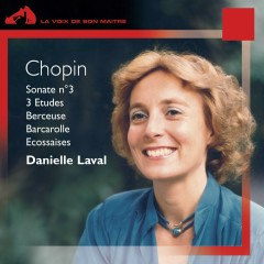 Chopin Oeuvres Pour Piano - Danielle Laval